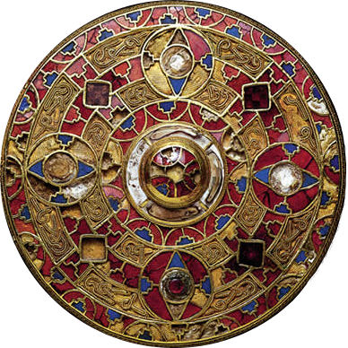 The Kingston brooch