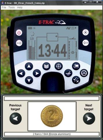 Etrac-Emulater HH